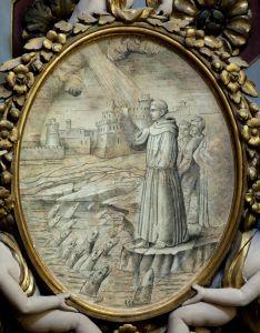 Sant'Antonio predica ai pesci