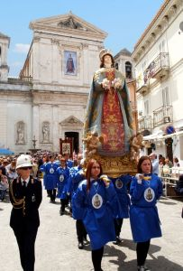 Statua processionale